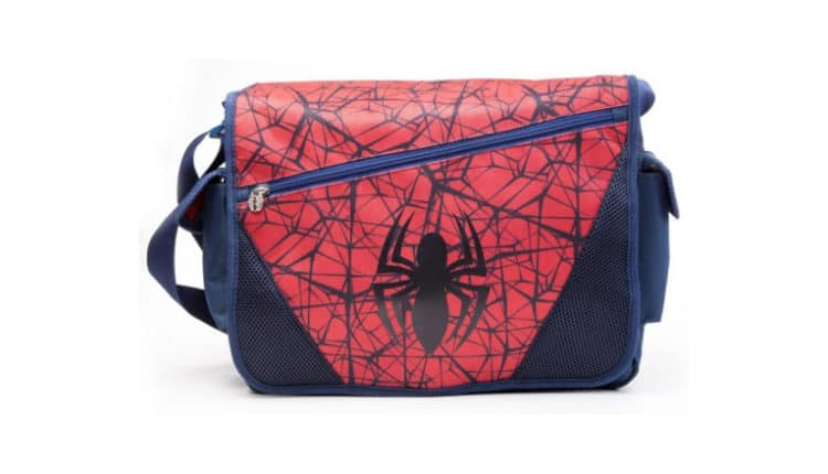 Spiderman: Logo Messenger Bag
