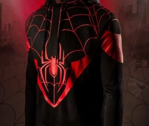 Spider-Man: Miles Morales Hoodie