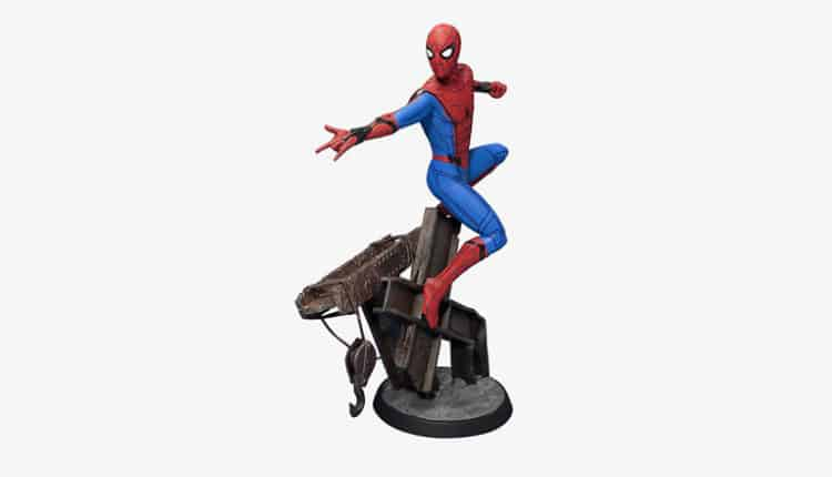Kotobukiya Spider-Man: Homecoming ArtFX Statue