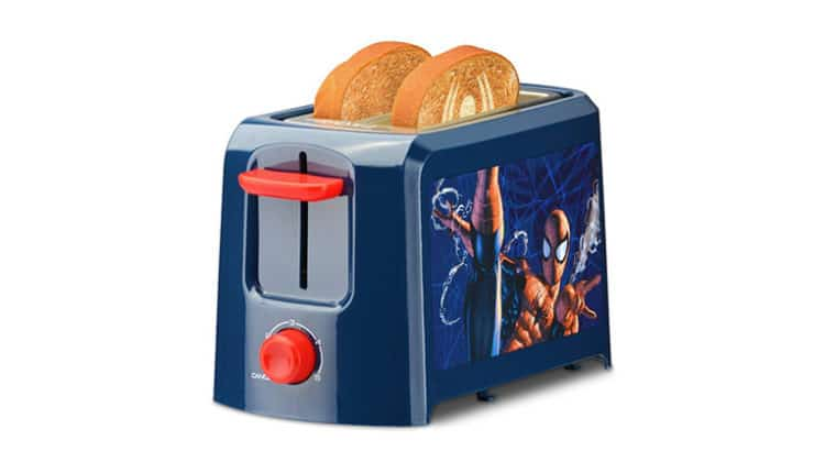 Marvel Spider-Man 2-Slice Toaster