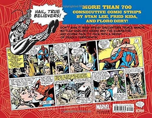 The Amazing Spider-Man: The Ultimate Newspaper Comics Collection Vol. 4