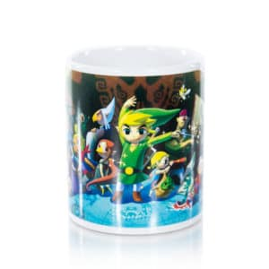 The Legend of Zelda: Wind Waker Mug