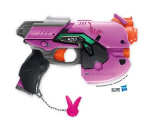 Nerf Rival Overwatch Guns