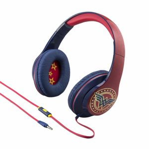 Wonder Woman Over-Ear Headphones