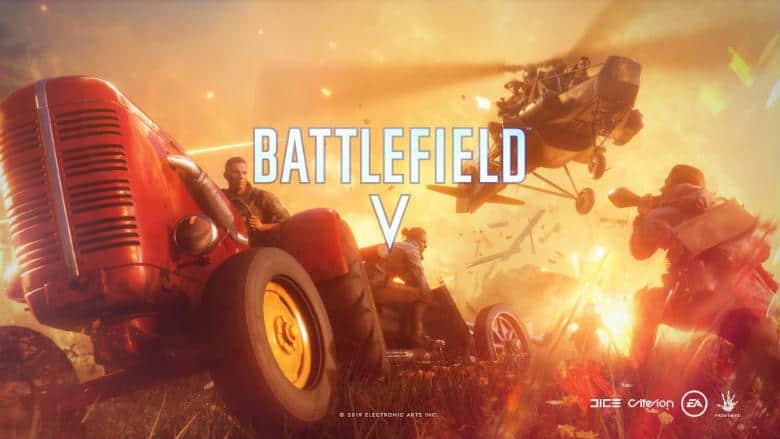 Battlefield 5: Firestorm Gameplay Trailer