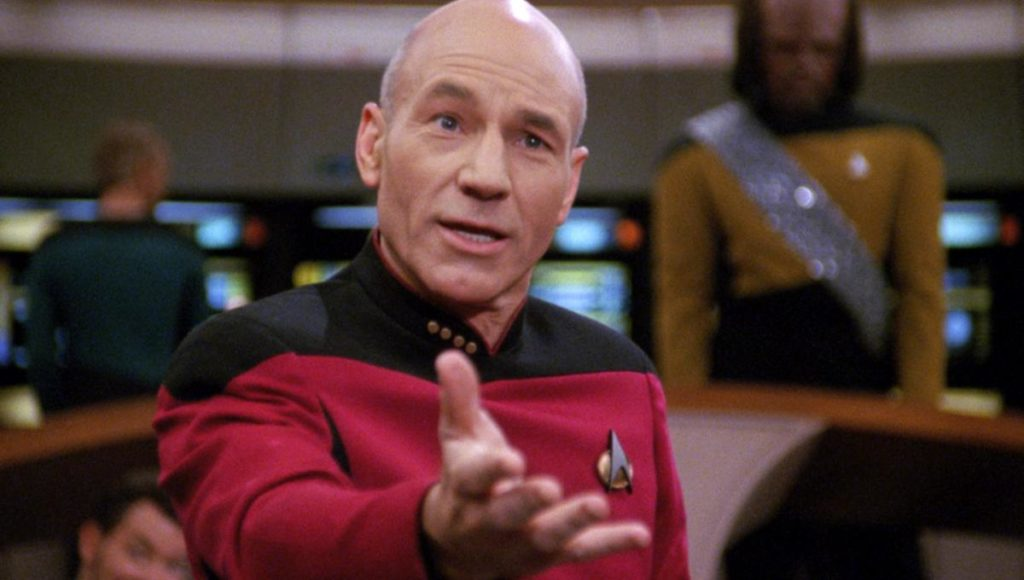 Untitled Captain Picard Project (Late 2019) – CBS