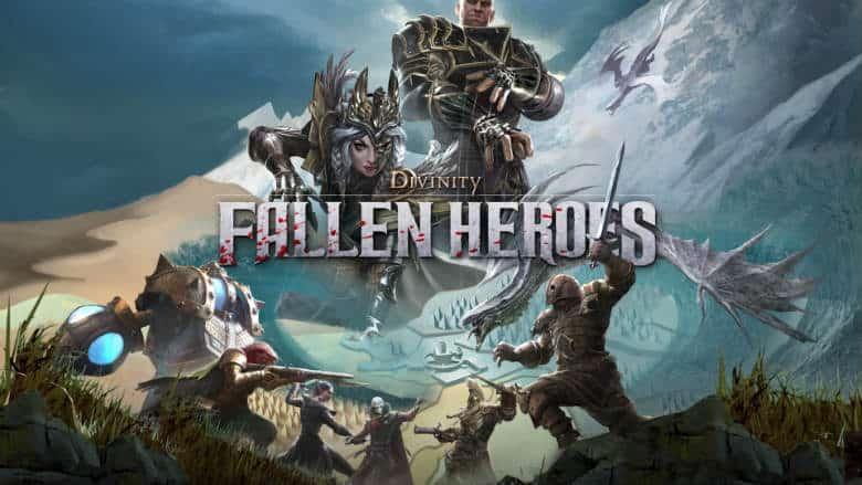 Divinity: Fallen Heroes Trailer