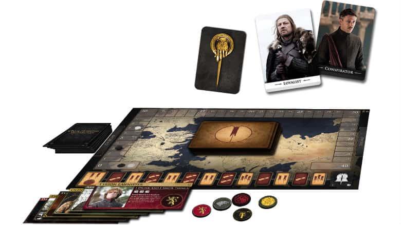 Game of Thrones: Oathbreaker Board Game