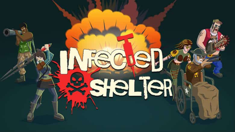 Infected Shelter Trailer