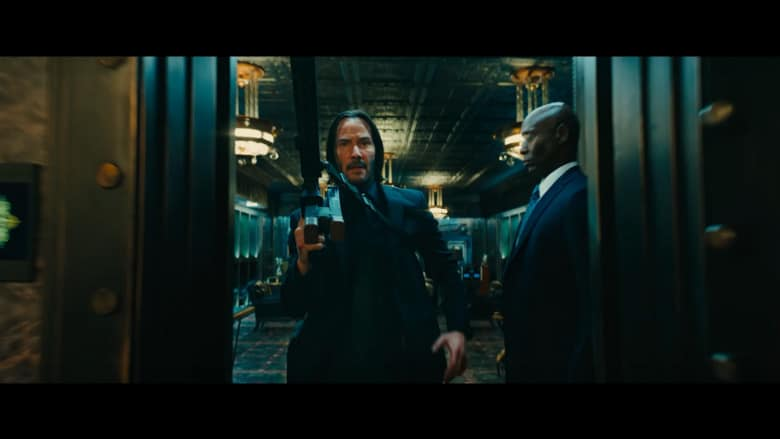 New John Wick 3 Trailer