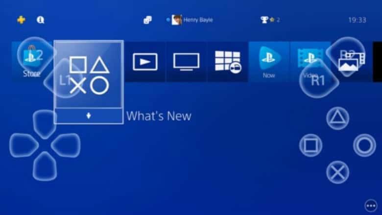 PlayStation 4 Firmware 6.50 remote play iOS