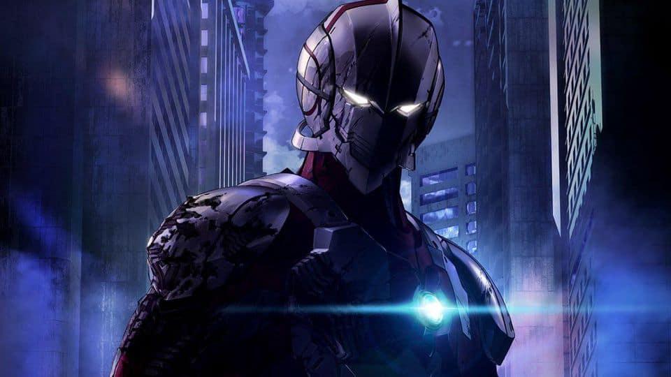 Ultraman (April 1, 2019) – Netflix