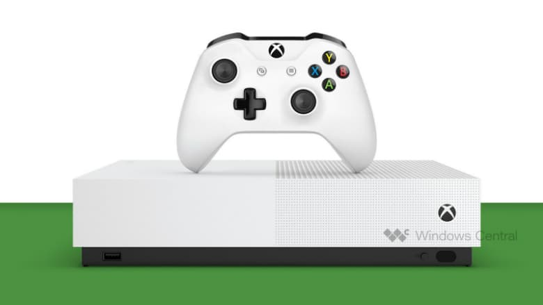 Xbox One S All-Digital Release Date