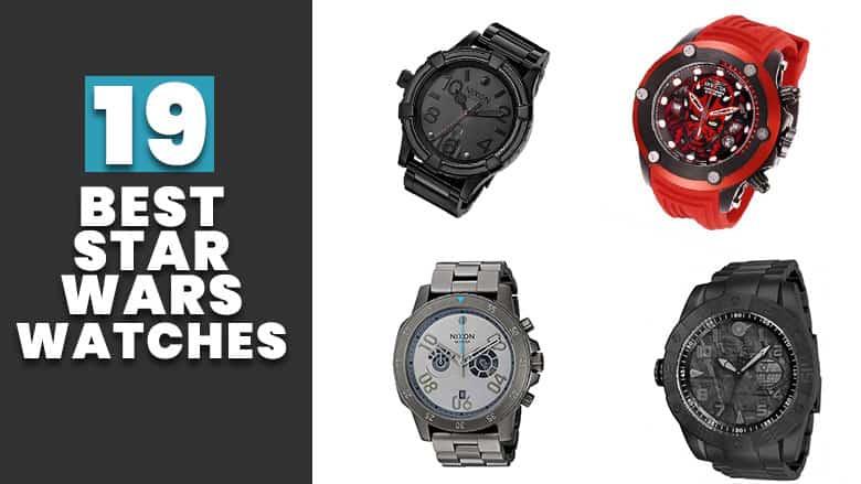 best star wars watches