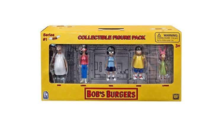 Belcher Figurine Pack