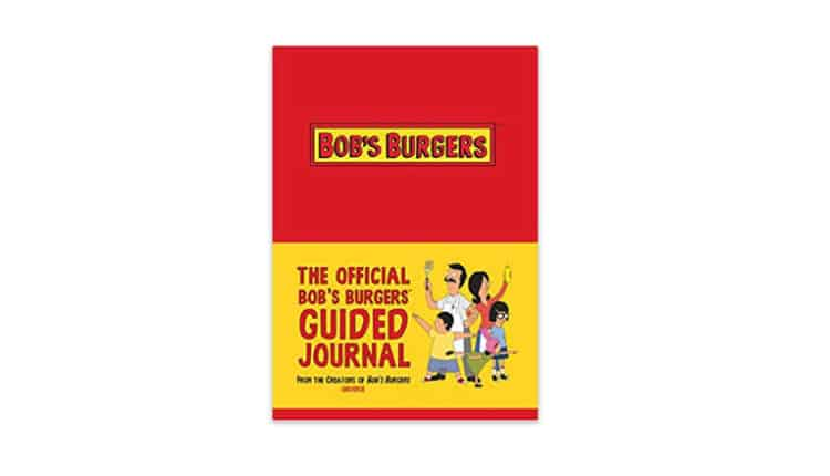 Bob's Burgers Guided Journal