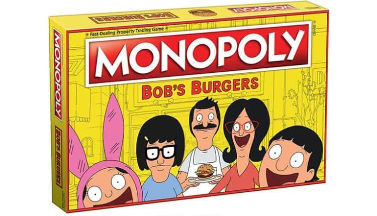 Bob's Burgers Monopoly