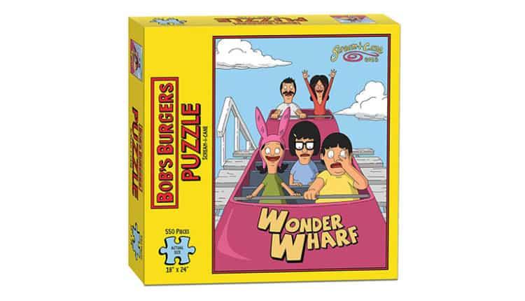 Bob's Burgers Puzzle – Wonder Wharf
