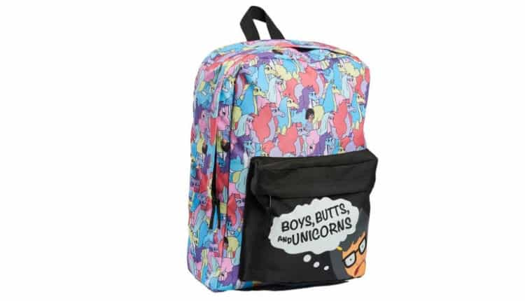 Tina Belcher Unicorn Backpack