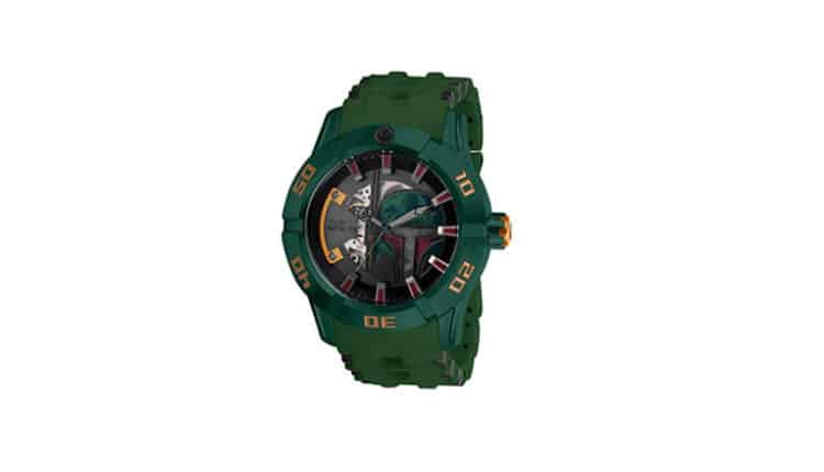Invicta Limited Edition Boba Fett Watch