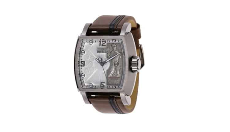 Invicta Limited Edition Han Solo Carbonite Watch
