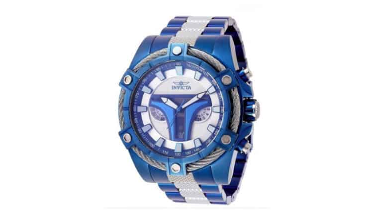 Invicta Limited Edition Jango Fett Watch