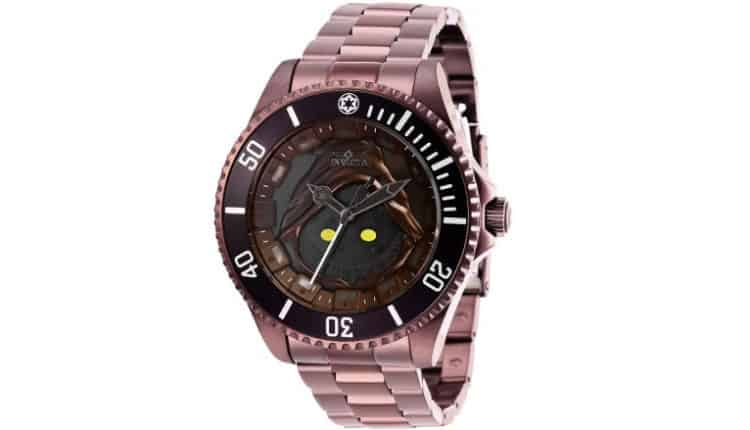 Invicta Limited Edition Jawa Watch