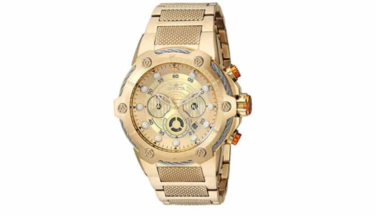 Invicta Limited Edition C-3PO Watch