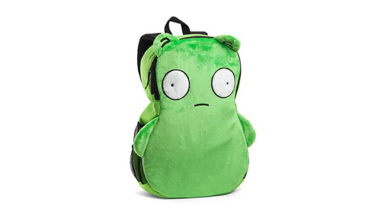 Kuchi Kopi Plush Backpack