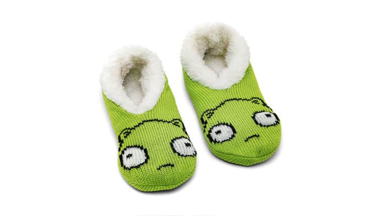 Kuchi Kopi Slipper Socks