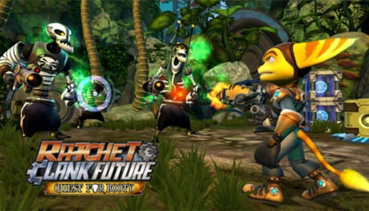 Ratchet and Clank Future: The Quest for Booty