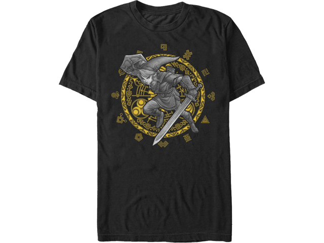 The Legend of Zelda Link T-shirt