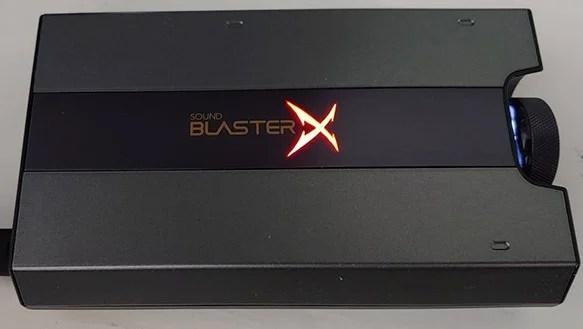 Creative Sound BlasterX G6 Review | Nerd Much?