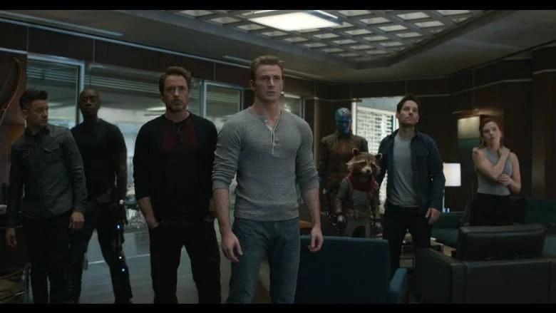 Avengers: Endgame records