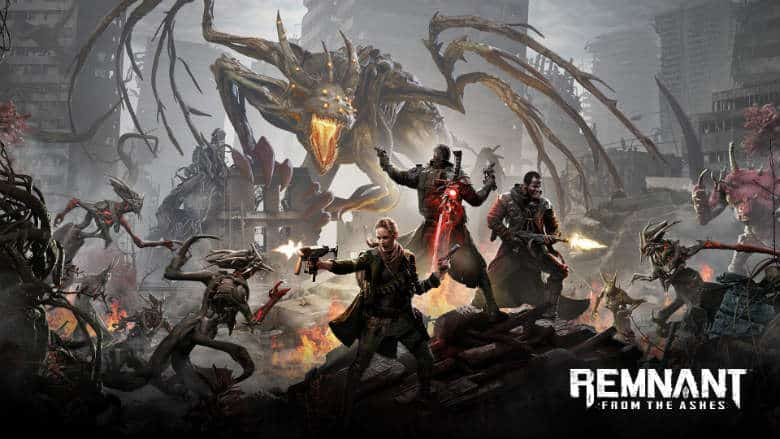 Remnant: From Ashes preorders