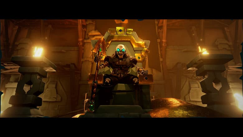 Sea of Thieves: Shores of Gold trailer