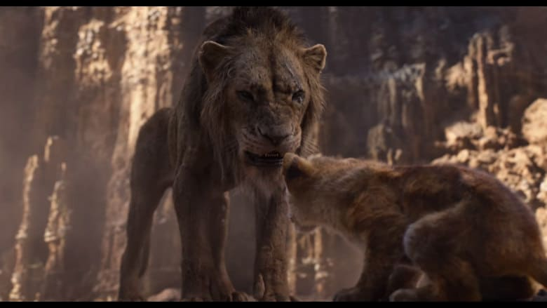 new Lion King trailer