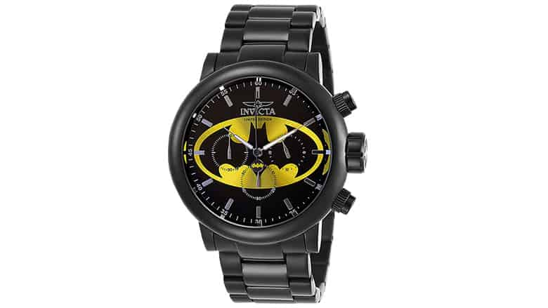 Classic Invicta Batman Watch