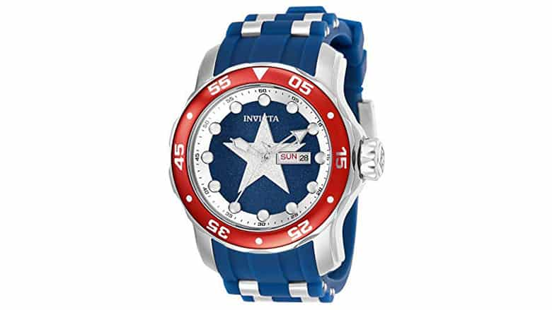 Invicta Men's Marvel Stainless Steel