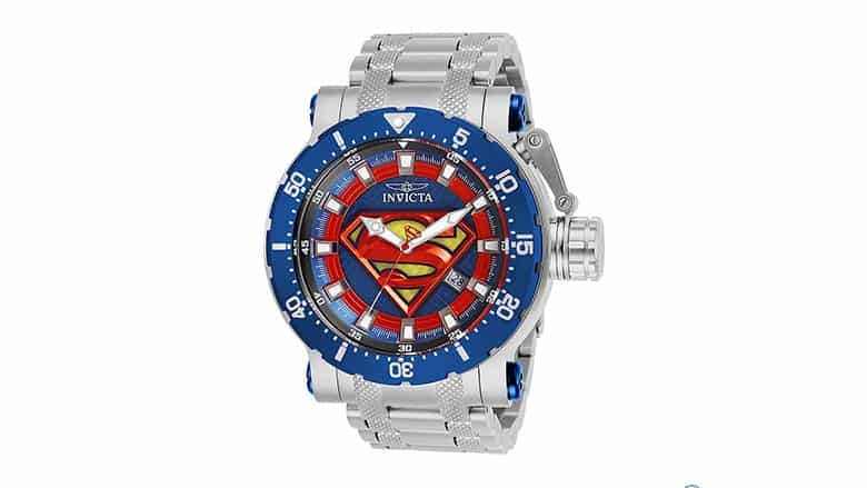 Invicta Superman Watch