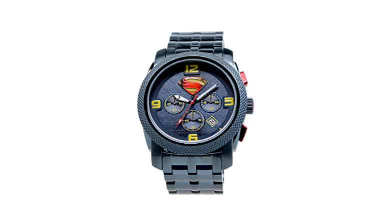 Man of Steel Limited Edition Superman Watch