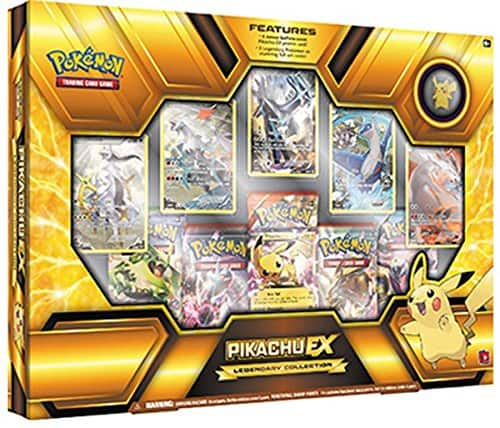 Pokemon Trading Card Game Premium Collection Box