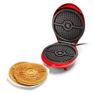 pokeball wafflemaker