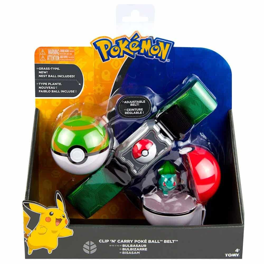 Clip and Carry Pokeball