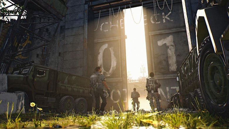 the division 2 exploration