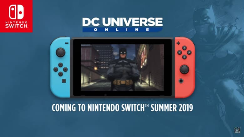DC Universe Online Switch