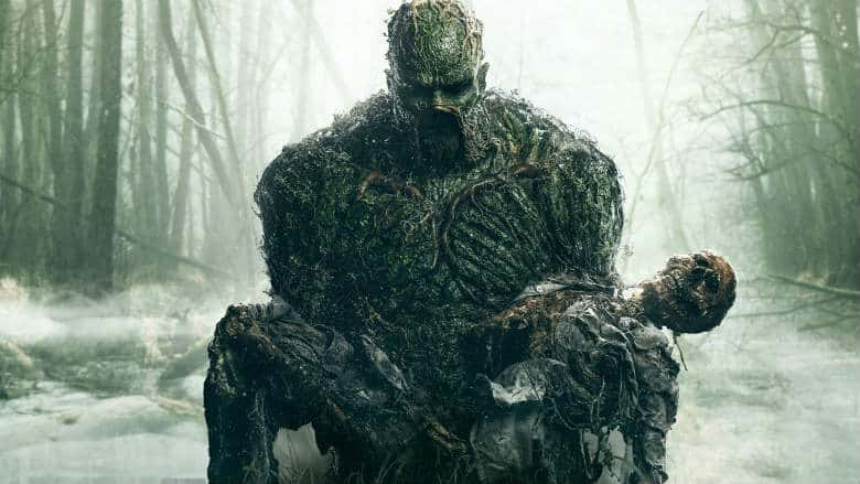Final Swamp Thing Trailer
