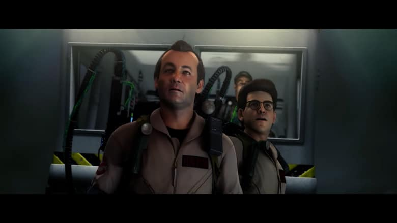Ghostbusters: The Video Game Remastered trailer