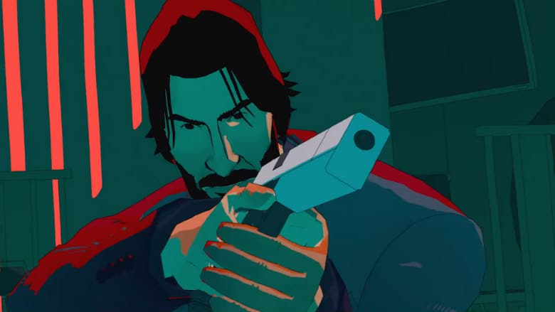 John Wick Hex game