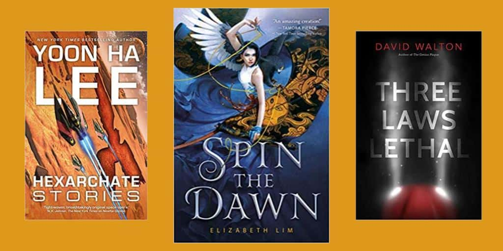 100 Best New Sci-Fi & Fantasy Books of 2019 (So Far) | Nerd Much?